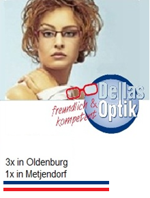 Dellas Optik 3x in Oldenburg
